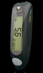 GlucoRx Nexus Mini Ultra Meter