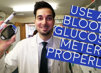 How To Test Blood Sugar, Use A Gluco Meter & Check Blood Glucose