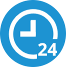 24 hour glucose control